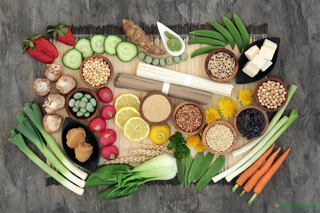 thực dưỡng là gì