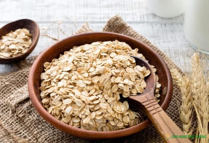 bột ngũ cốc dinh dưỡng từ yến mạch