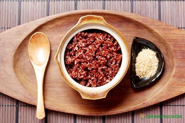 thực dưỡng gạo lứt muối mè