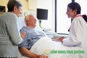 chăm sóc bệnh nhân suy tim