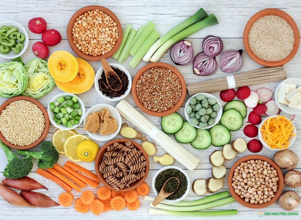 chế độ ăn thực dưỡng